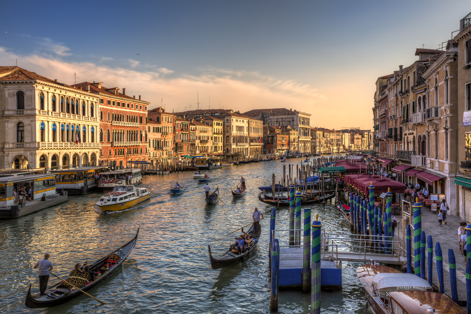 an analysis of the construction of the grand canal as presented by charles g haines Deconstruction in architecture is like a symbol of liberty the french philosopher jacques derrida started the idea basically in language, and then his idea spread to reach architecture.