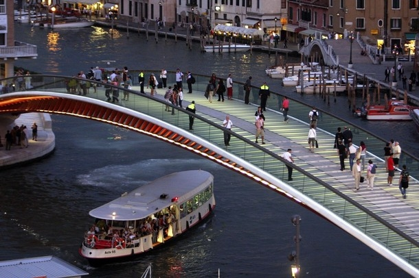calatrava bridge venice photos - photo#4