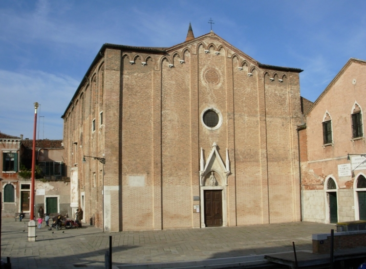Piscina Sant Alvise Venezia.The Church Of Sant Alvise Venice Tourism