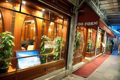 ristorante trattoria do forni venice tourism