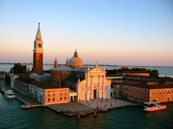 Island Of San Giorgio Maggiore Venice Tourism