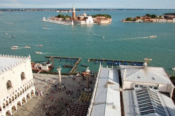 Island of san giorgio maggiore venice tourism for Arco arredamenti san giorgio
