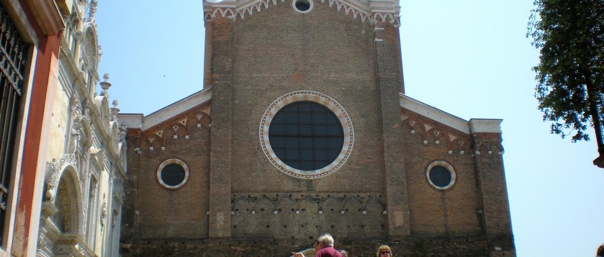 Basilica di San Giovanni e Paolo - Venezia Castello