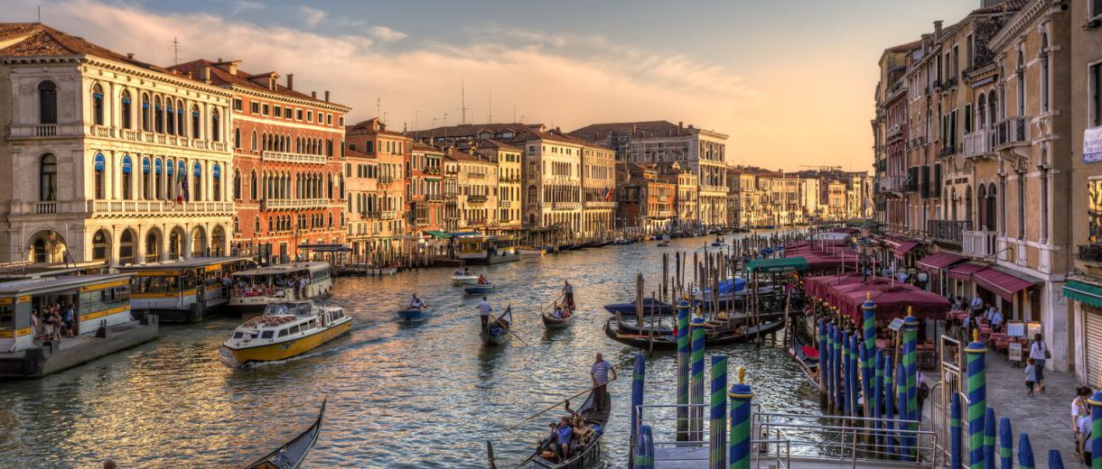 Canal Grande - Rialto - Venezia