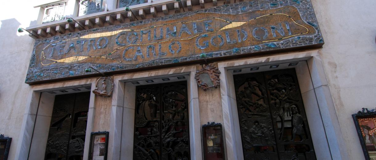 Teatro Carlo Goldoni - Venezia