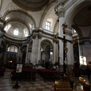San Geremia Church from the inside