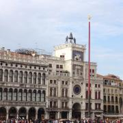 Torre dell'Orologio in Piazza San Marco - Venezia