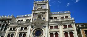 La Torre dell'Orologio in Piazza San Marco - Venezia