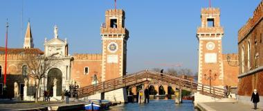 L'Arsenale di Venezia - Sestiere di Castello