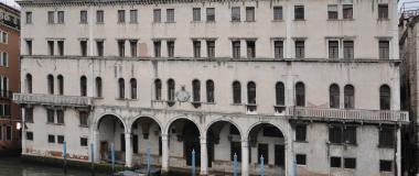 Fondaco dei Tedeschi - Venezia