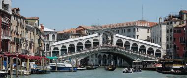 Rialto and its Market - Venice